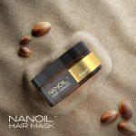 Ulubieniec roku! Maska do włosów Nanoil z olejem arganowym <3