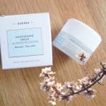 Nowe kremy nawilżające Korres: Almond Blossom